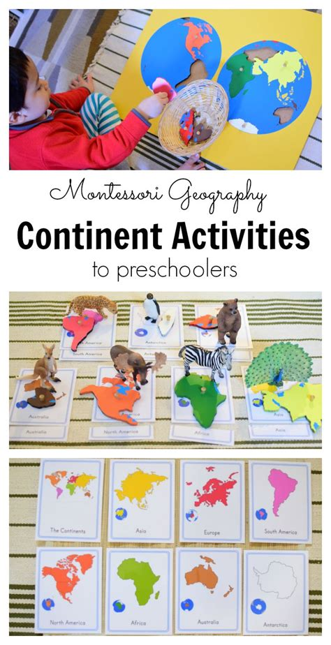best 25 continents activities ideas on 548 | 82ce268eabddfd4e61b9a85a9bbcd6a9 continents activities montessori geography activities
