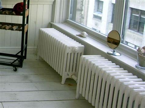 radiateur en fonte ooreka