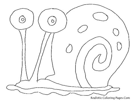 spongebob coloring pages realistic coloring pages