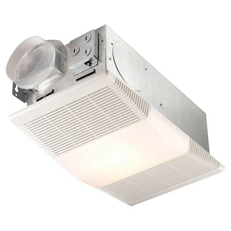 Broan Nutone Bathroom Ventilation Fan With Light