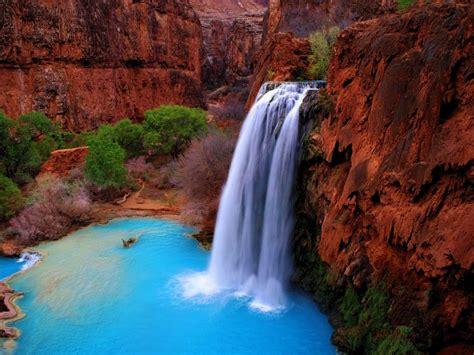 havasu falls arizona wallpaper hd wallpaperscom