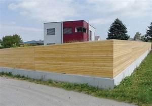 Sichtschutz Befestigung Auf Mauer : lattenzaun von fr schl sterreichs nr 1 f r lattenz une ~ Watch28wear.com Haus und Dekorationen
