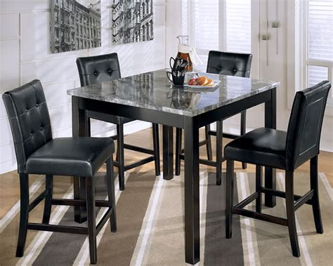 high top dining table high top kitchen table with leaf