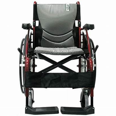 Wheelchair Karma Karman Ergonomic Seat Ultra Lightweight