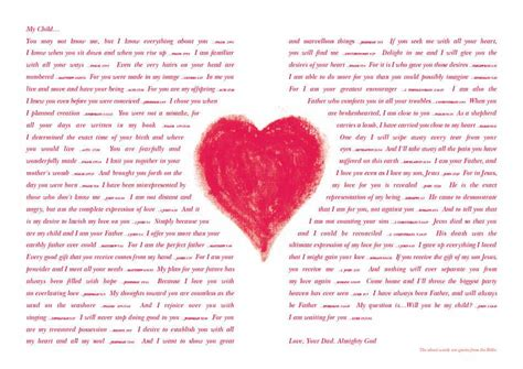 Images Of Fathers Love Fathers Love Letter Love