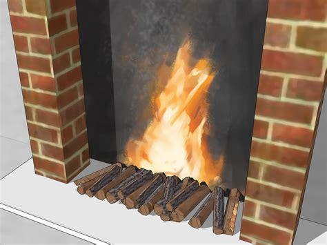 3 Ways To Make A Fake Fireplace Wikihow