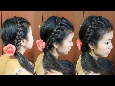 hairstyles  lehenga choli