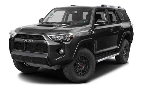2018 Toyota 4runner  Toyota Overview