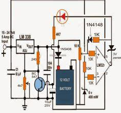 Usb Ion Battery Charger Circuit Auto Cut Off