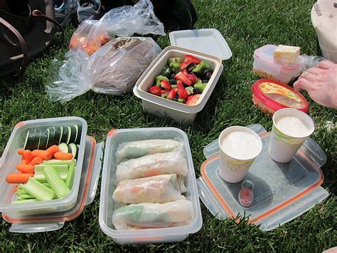 best picnic lunches how to make a memorial day picnic lunch the zen of making