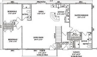 open concept floor plan mankato ii by wardcraft homes ranch floorplan