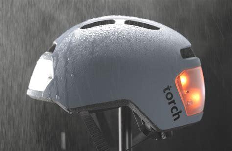 bike helmet light torch t2 bike helmet with integrated lights indiegogo