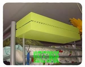 Table De Nuit Pour Lit Mezzanine : table de nuit pour mezzanine moustic et compagnie ~ Melissatoandfro.com Idées de Décoration