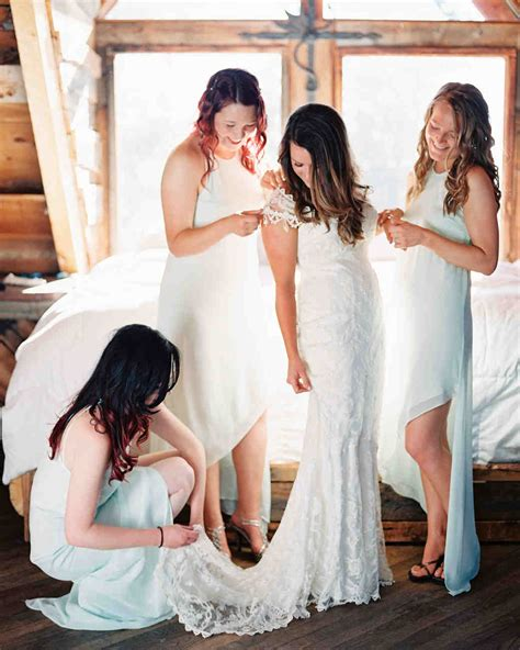 fast fixes   wedding day wardrobe malfunctions
