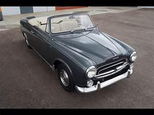 Peugeot 403 Occasion : peugeot 403 cabriolet 1960 youtube ~ Gottalentnigeria.com Avis de Voitures