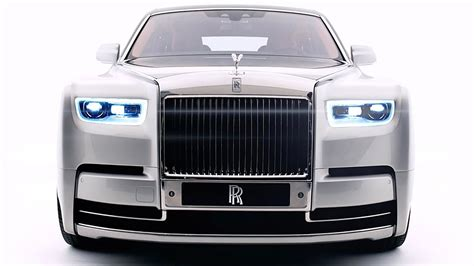 Rolls Royce Car : Rolls-royce Phantom (2018) The Best Car In The World