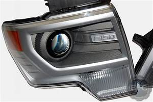 2014 Ford F150 Hid Fog Lights 2014 Ford F150 Hid Projector Headlights Custom Paint