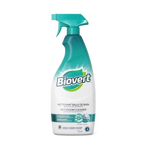 biovert eco friendly toilet  bathroom cleaner product