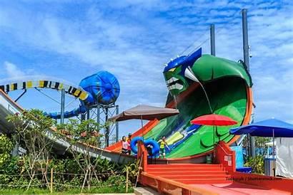 Amazone Cartoon Network Waterpark Cn Slide Wet