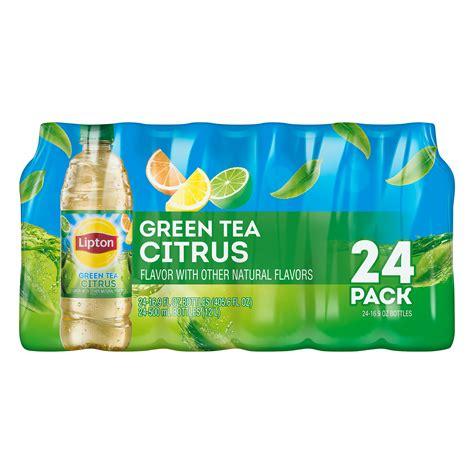 does green tea caffeine in it does lipton citrus green tea have caffeine