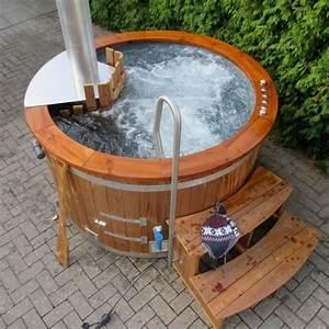 whirlpool selber bauen siddhimindinfo With whirlpool garten mit gewächshaus für balkon selber bauen