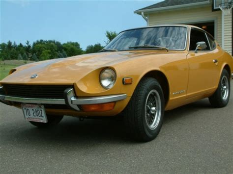 1970 Datsun 240z For Sale by Put Right Early Vin 1970 Datsun 240z Bring A Trailer