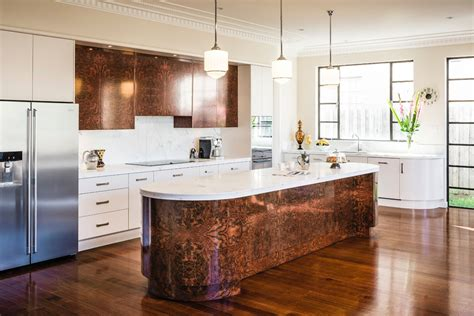 Art Deco Kitchen By Smith & Smith Kitchens