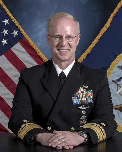 rear admiral daryl  caudle commander submarine force