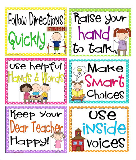 Inspired By Kindergarten Behavior Chartshere's What I'm Going To Try