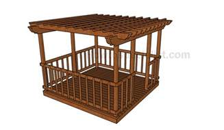 Simple Porch Gazebo Ideas Photo by Simple Gazebo Plans Howtospecialist How To Build Step