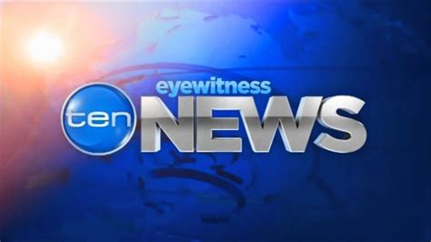 Ten Eyewitness News Theme Music (2013-)