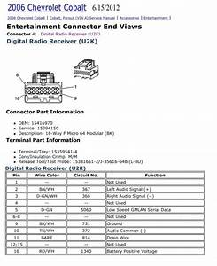 2010 Chevy Cobalt Stereo Wiring Diagram