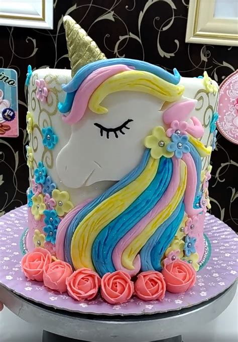 unicorn cake unicorn party unicorn birthday parties