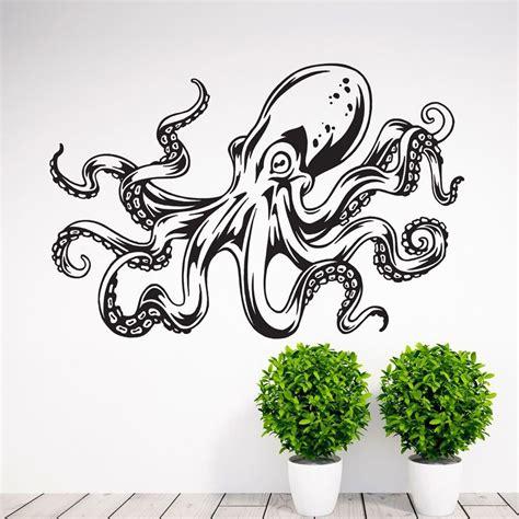 arrival kraken nautical bathroom octopus tentacles