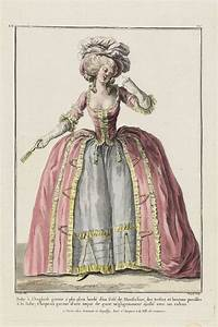 1000 images about fashion plates 1700s on pinterest With robe de cocktail combiné avec chapeau toque