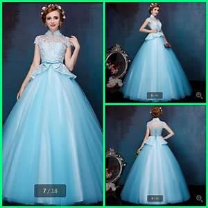 light blue wedding dress oasis amor fashion With blue wedding dress designer