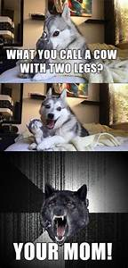 [Image - 711395] | Pun Dog | Know Your Meme