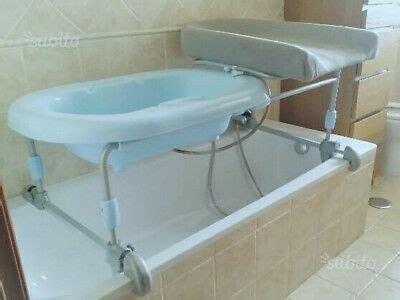 fasciatoio per vasca da bagno bagnetto fasciatoio reversibile brevi bagnotime da vasca