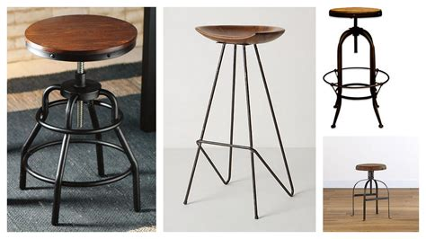 Excellent Wood Bar Stool Tops Brookerpalmtrees Ocoug Best Dining Table And Chair Ideas Images Ocougorg