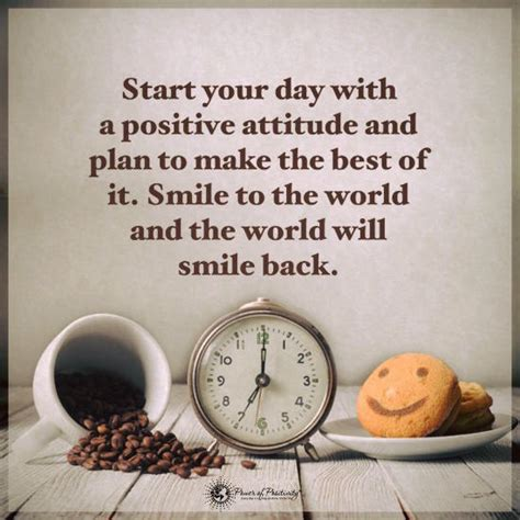 start  day   positive attitude  plan