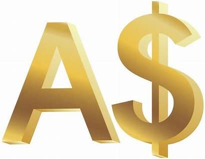 Dollar Australian Symbol Clip Clipart Money Clipartpng