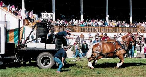 Rural Heritage - Horse Pull Records