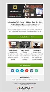 11 best technology email marketing templates for tech With interactive email template