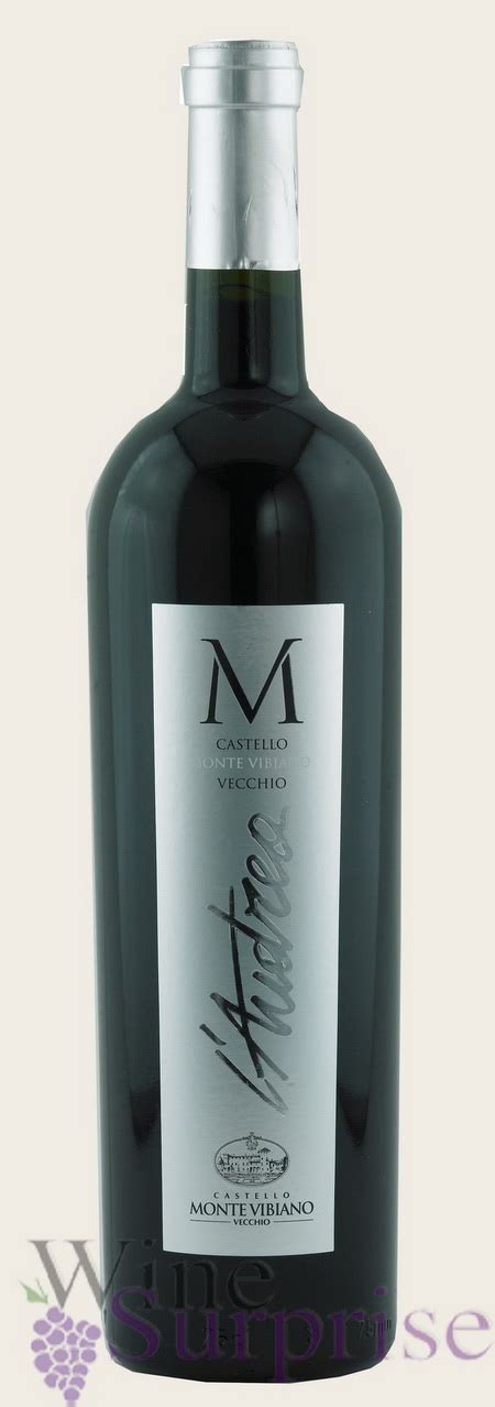 Best Italian Wines by Best Italian Wines Monte Vibiano L Andrea 2003