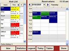 Restaurant Point of Sale Table Management Software Point