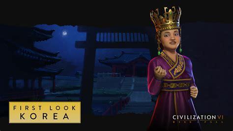 La Reine Seondeok Règnera Sur La Corée Dans Civilization