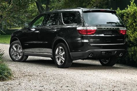 how cars run 2011 dodge durango transmission control 2011 dodge durango used car review autotrader