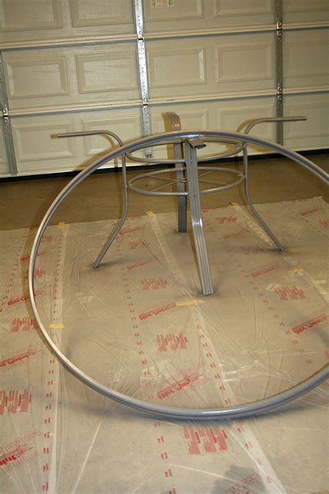 how to make a concrete table top how to create a concrete table top for your patio table