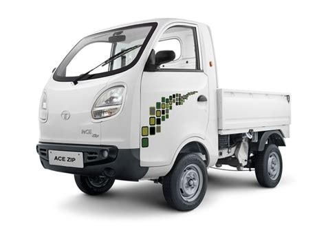 Tata Ace Photo by Tata Ace Zip Small Truck Small Commercial Vehicles