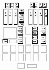 Jeep Renegade  2016  U2013 2017   U2013 Fuse Box Diagram